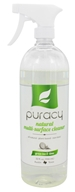 Puracy - All Natural Multi-Surface Cleaner Green Tea & Lime - 32 oz.