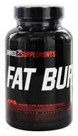Shredz Supplements - Alpha Fat Burner - 60 Capsules