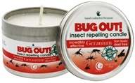 Bug Out! Insect Repelling Candle