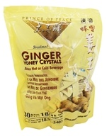 Ginger Honey Crystals