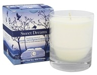 Soy Wax Candle Clear Glass Tumbler