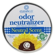 CleanAir Odor Neutralizer 3 Wick Candle
