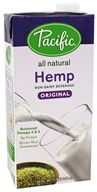 Pacific Natural Foods - All Natural Hemp Milk Original - 32 oz.