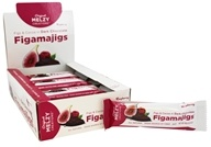 Melzy Creations - Figs & Cocoa in Dark Chocolate Figamajigs Bar Raspberry - 1.41 oz.