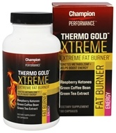 Thermo Gold Xtreme Extreme Fat Burner