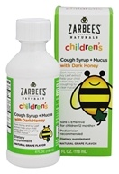 Children's Cough Syrup + Mucus Relief