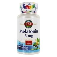 Melatonin ActivMelt