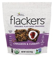 Flackers Flax Seed Crackers