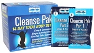 Trace Minerals Research - Cleanse Pak 14-Day Total Body Detox Kit - 28 Packet(s)