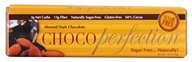 ChocoPerfection - Sugar Free Fine European Dark Chocolate Bar 60% Cocoa Almond - 1.8 oz.