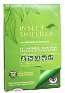 Purple Frog - Insect Shielder with Organic Plant Oils DEET Free - 12 Patch(es)