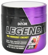 Legend JC Pre-Workout Energy