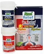 Real Relief Flu Day & Night Naturcoksinum