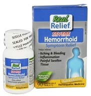 Real Relief Severe Hemorrhoid