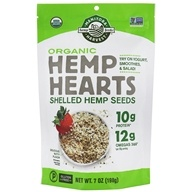 Hemp Hearts Raw Shelled Hemp Seed Certified Organic