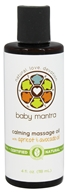 Calming Massage Oil with Apricot & Avocado Oil