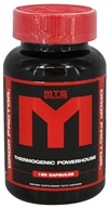 MTS Nutrition - Drop Factor Thermogenic Powerhouse - 120 Capsules
