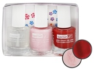 Girl Natural Nail Beauty Kit with Nail Decals