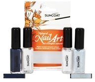 Water-Based Natural Nailart Kit
