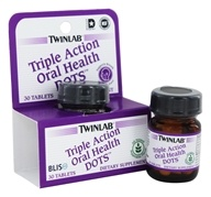 Triple Action Oral Health Dots