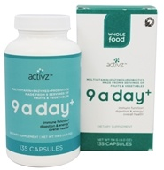 Whole Food 9 a Day+ Multivitamin
