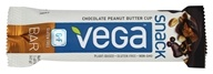 Vega - Snack Bar Chocolate Peanut Butter Cup - 1.48 oz.