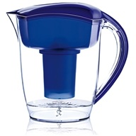 Santevia - Alkaline Water System Pitcher Filtration Blue