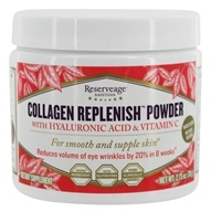 ReserveAge Organics - Collagen Replenish with Hyaluronic Acid & Vitamin C - 2.75 oz.