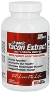 Organic Yacon Extract with Green Coffee