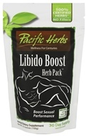 Libido Boost Herb Pack For Him