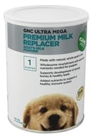 GNC Pets - Ultra Mega Goat's Milk Powder For Dogs - 12 oz.