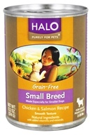 Grain-Free Canned Dog Food For Small Breeds