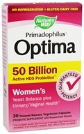 Primadophilus Optima Women's 50 Billion Active HDS Probiotics