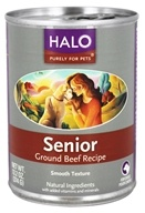 Canned Dog Food For Seniors