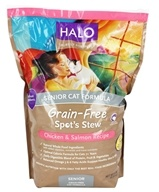 Spot's Stew Grain-Free Healthy Weight Senior Cat Formula