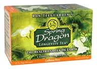 Spring Dragon Longevity Tea Caffeine Free