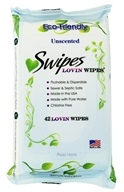 Swipes - Lovin Wipes Unscented - 42 Count