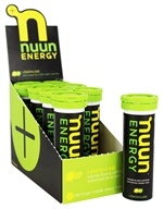 Energy Vitamin B & Caffeine Enhanced Drink Tabs