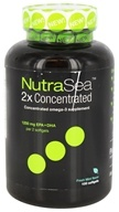 NutraSea 2x Concentrated Omega-3 Supplement