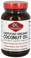 Coconut Oil Certified Organic