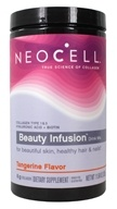NeoCell - Beauty Infusion Refreshing Collagen Drink Mix Tangerine Twist 5000 mg. - 15.87 oz.