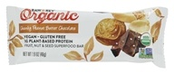 Raw Revolution - Fruit, Nut & Seed Super Food Bar Chunky Peanut Butter Chocolate - 1.6 oz.