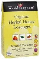 Herbal Honey Lozenges