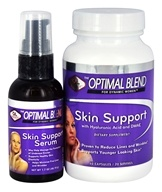 LuckyVitamin Exclusive Optimal Blend Skin Support Bundle with FREE Serum