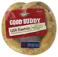 Good Buddy USA Rawhide Pretzel