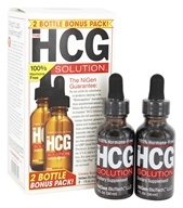 HCG Solution Hormone Free Bonus Pack