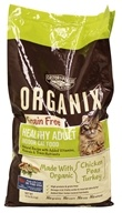 Oganix Grain-Free Healthy Adult Indoor Cat Food