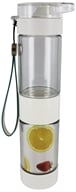 Define Bottle - Fruit Infused Water Bottle Sport Flip Top - 17 oz.