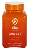Omega 7 Sea Buckthorn Fruit Oil