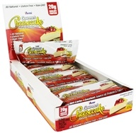 Gourmet Cheesecake Natural Protein Bar
